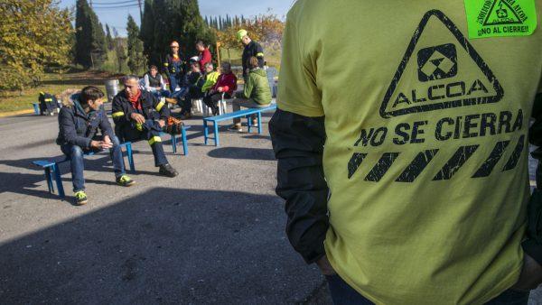 El cierre de Alcoa acentuará la dependencia exterior de la UE en aluminio