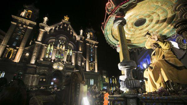 Toda Asturias detrás de los Reyes Magos