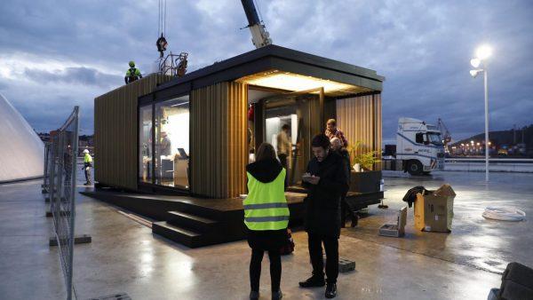 """""""Los suelos de Baterías son un lugar ideal para fabricar habitaciones modulares"""""""