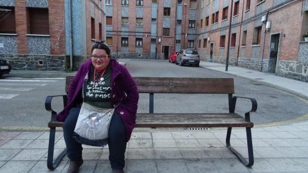 Eli no puede ir sola en el tren: así es vivir en un pueblo con discapacidad intelectual